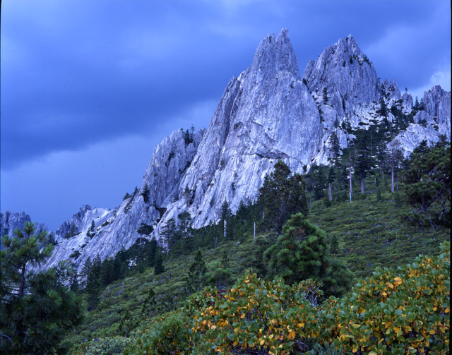 Castle Crags, CA